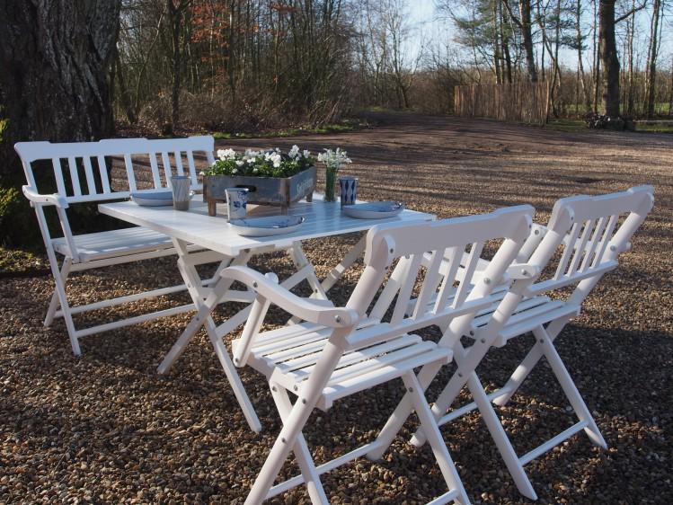 Moderne Nye havemøbler…… – Bruun's Have UA-48